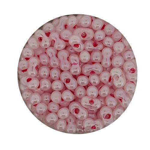 Farfalle, Wachs, 6,5mm, 17gr Dose, wachs-rosa