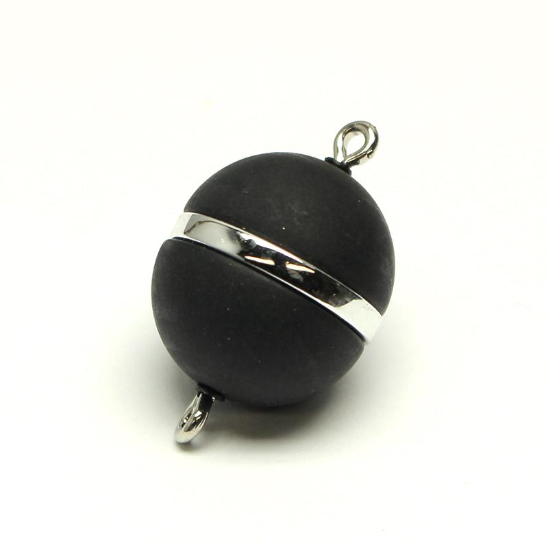 power magnetverschluss 12 mm schwarz matt platin. Black Bedroom Furniture Sets. Home Design Ideas