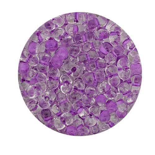 Farfalle, Farbeinzug glanz, 6,5 mm, 17gr Dose, kristall-lila