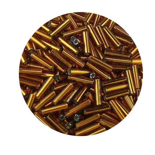 Miyuki-Stifte, 6mm, 10gr. Dose,silverlined topas