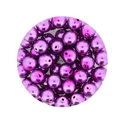 Pearl Renaissance, 6mm, 55 Stück, pink
