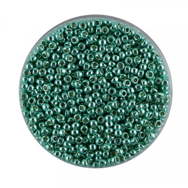 Toho-Beads, 9gr. Dose,grün