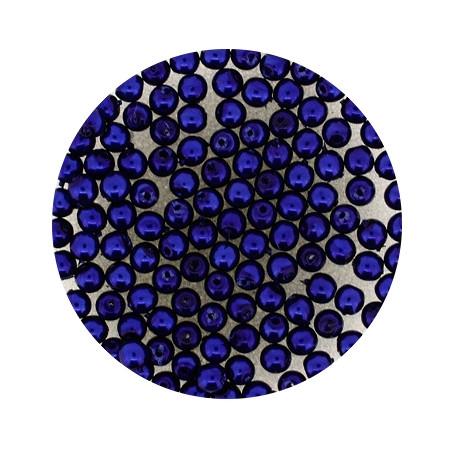 Pearl Renaissance, 3mm, 120 Stück, dunkelblau