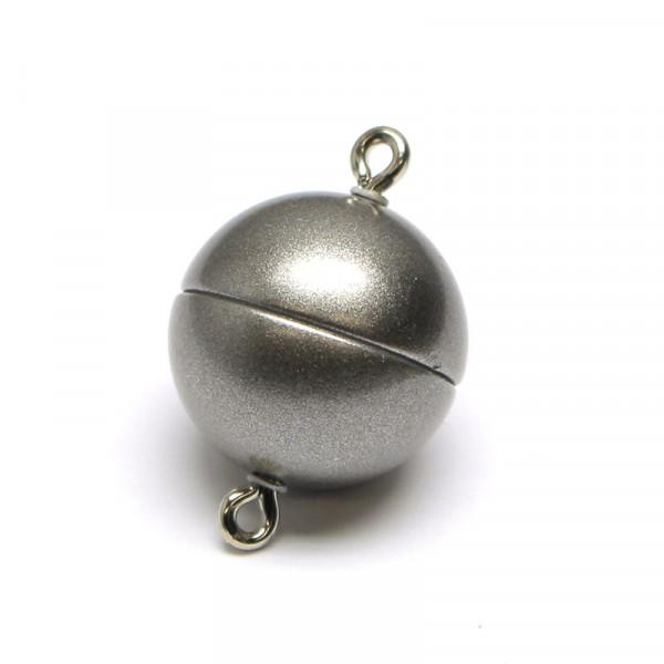 Power-Magnetverschluss, 15 mm, granit