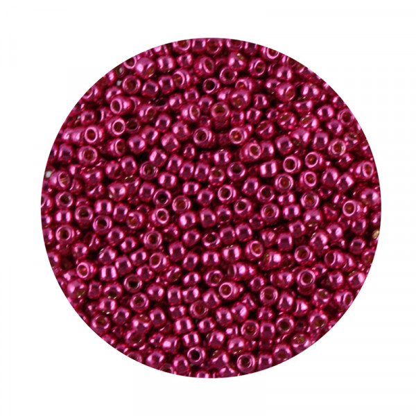 Toho-Beads, 9gr. Dose,pink
