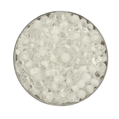 Farfalle, 6,5mm, 17gr Dose, kristall-weiß