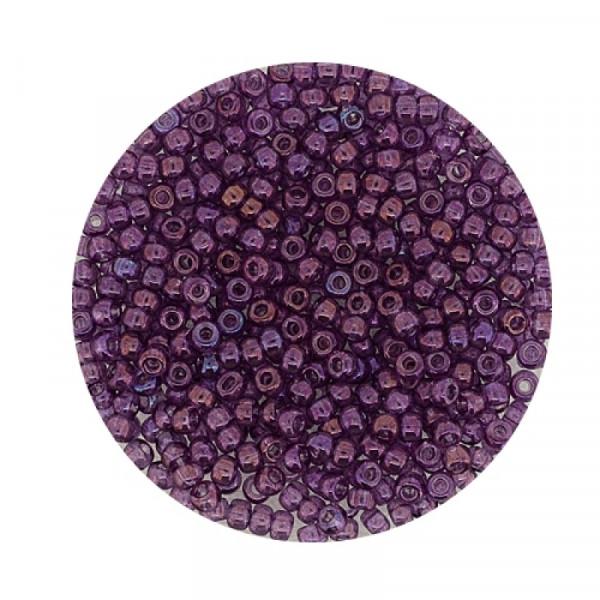Miyuki Rocailles 2,2 mm - trans. luster violet