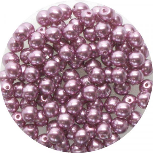 Pearl Renaissance, 4mm, 100 Stück, rose