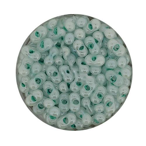 Farfalle, Wachs, 6,5mm, 17gr Dose, wachs-grün