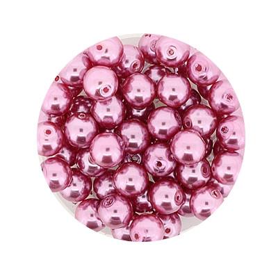 Pearl Renaissance, 6mm, 55 Stück, rosa