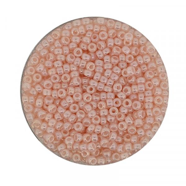 Miyuki Rocailles 2,2 mm - pearl rose