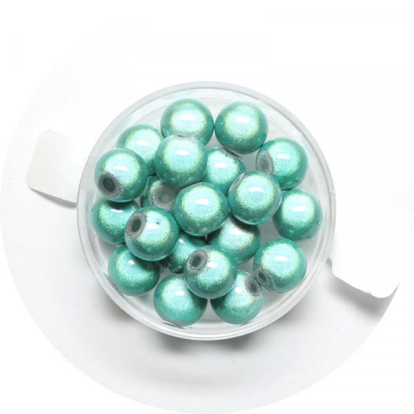 Miracle-Beads Glasperlen, 20 Stck., 8mm, erenite