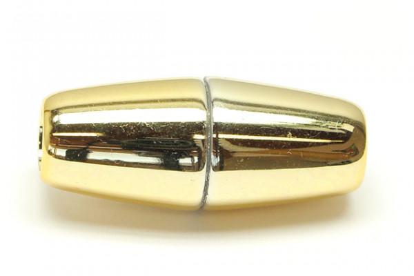 power magnetverschluss zum kleben 35x15 mm 8mm gold. Black Bedroom Furniture Sets. Home Design Ideas