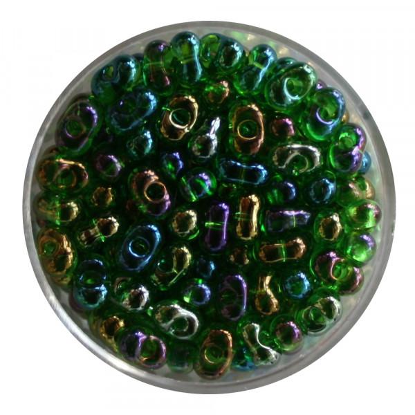 Farfalle, Rainbow AB, 6,5mm, 17gr. Dose, dunkelgrün