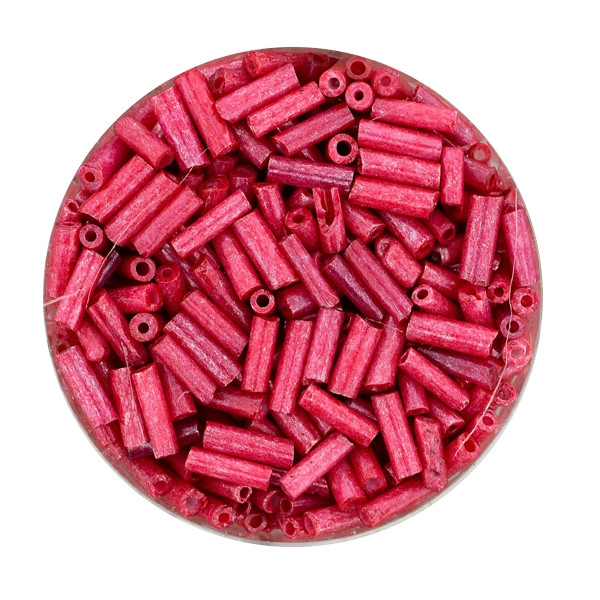 Glasstift, Soft, 6 mm, 17gr. Dose, rot