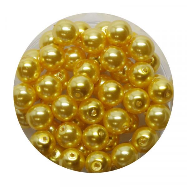Pearl Renaissance, 6mm, 55 Stück, gelb