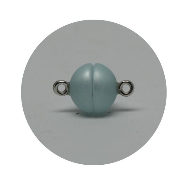 polaris magnetverschluss kugel 12mm hellblau. Black Bedroom Furniture Sets. Home Design Ideas