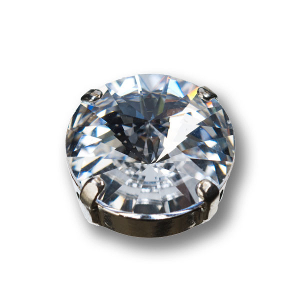 Swarovski Rivoli, 14 mm, crystal