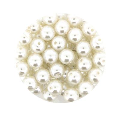 Pearl Renaissance, 6mm, 55 Stück, weiß