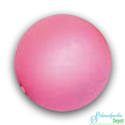 Polaris Rundperlen, 14mm, pink