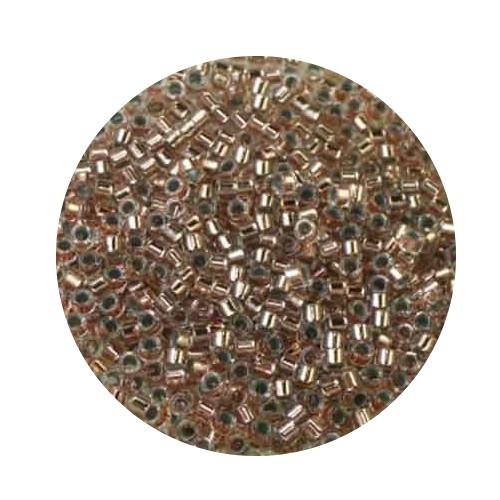 Miyuki Delicas, 11/0 (2,0mm), 5gr. Dose,copper crystal