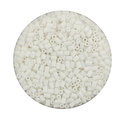 Glasstift, Satt, 2 mm, 17gr. Dose, weiß