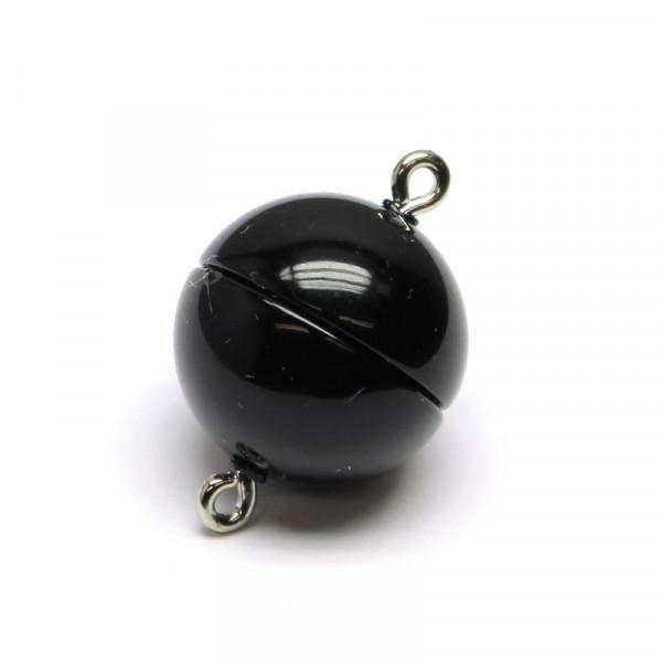 Power-Magnetverschluss, 15 mm, schwarz