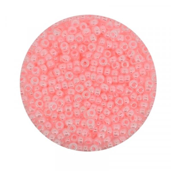 Miyuki Rocailles 2,2 mm - pearl light rose