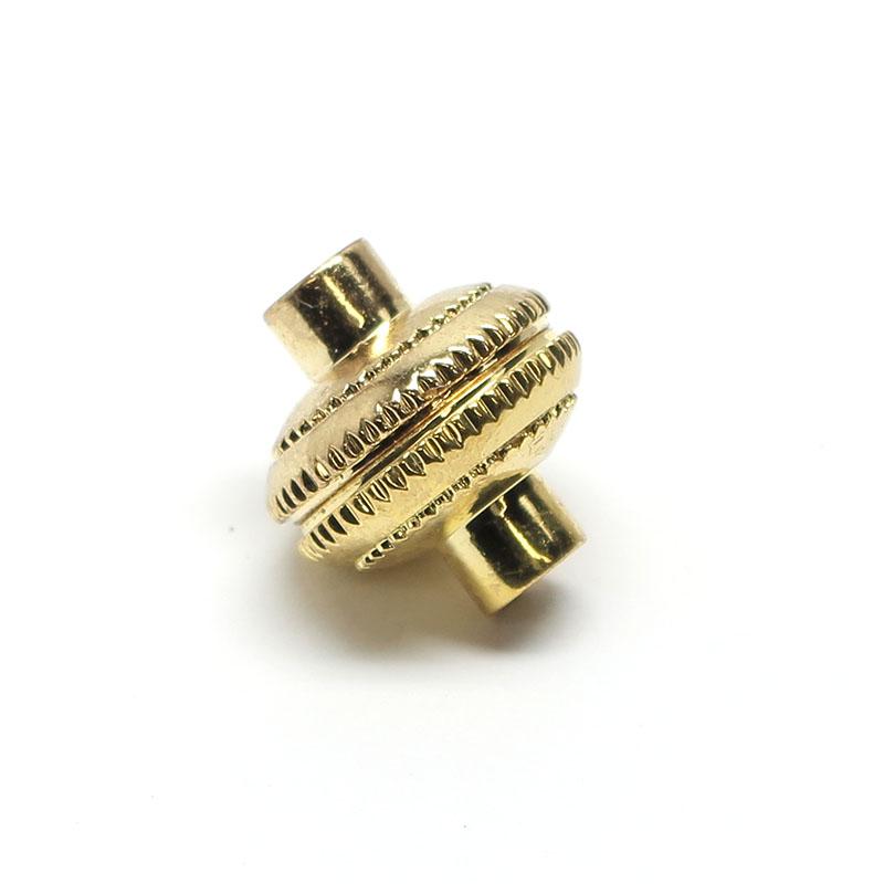 magnetverschluss zum kleben 7x13 mm goldfarben. Black Bedroom Furniture Sets. Home Design Ideas