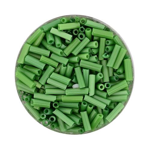 Glasstift, Satt, 6 mm, 17gr. Dose, grün