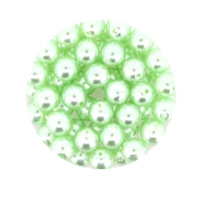 Pearl Renaissance, 6mm, 55 Stück, hellgrün