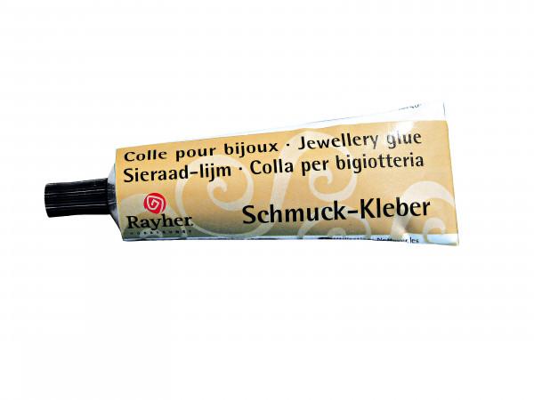 Schmuck-Kleber, 27 g Tube