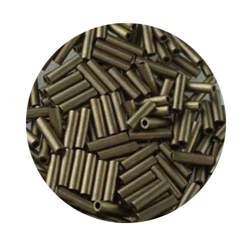 Miyuki-Stifte, 6mm, 4gr. Dose,bronze
