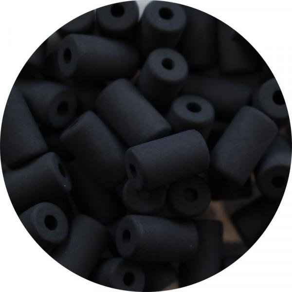 Polaris Walze, 6 x 10 mm, schwarz
