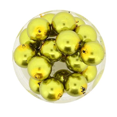 Pearl Renaissance, 10mm, 20 Stück, oliv