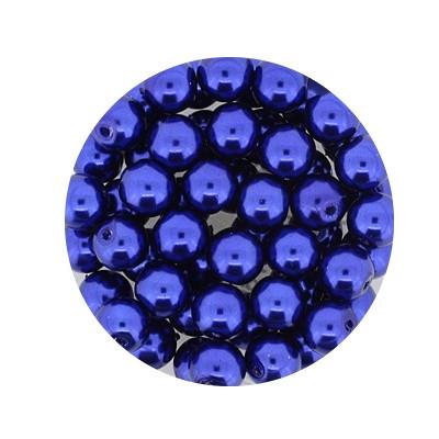 Pearl Renaissance, 6mm, 55 Stück, dunkelblau
