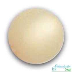 Polaris Rundperlen, 12mm, beige